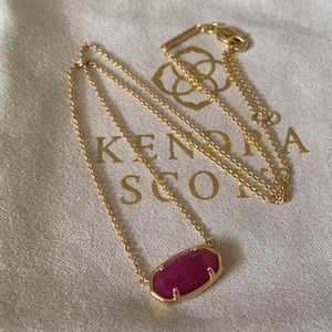 Kendra Scott 18k Gold Vermeil Elisa Necklace